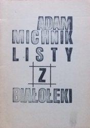 Adam Michnik • Listy z Białołęki