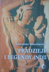 Eugeniusz Słuszkiewicz • Pradzieje i legendy Indii [Indie]