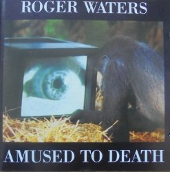 Roger Waters • Amused to Death • CD