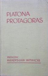 Władysław Witwicki • Platona Protagoras