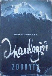 Jerzy Hajdukiewicz • Dhaulagiri zdobyty