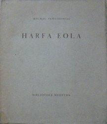 Michał Gwalbert Pawlikowski • Harfa Eola [1930]