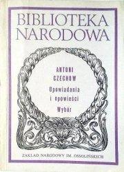 Antoni Czechow • Opowiadania i opowieści. Wybór