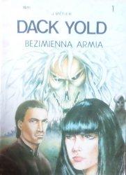 Jacek Witczyński • Dack Yold #1: Bezimienna armia