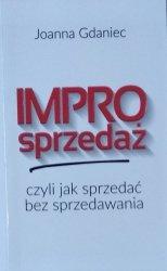 Joanna Gdaniec • IMPROsprzedaz