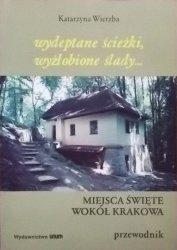 Katarzyna Wierzba • Wydeptane ścieżki, wyżłobione ślady. Miejsca święte wokół Krakowa. Przewodnik