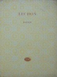 Jan Lechoń • Poezje