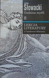 Juliusz Słowacki • Godzina myśli. Lekcja literatury z Czesławem Miłoszem