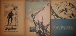 Góry Wysokie • numery 1954, 1955 [komplet wydawniczy]
