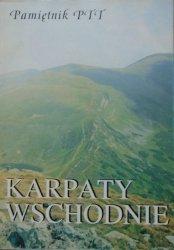 Pamiętnik Polskiego Towarzystwa Tatrzańskiego tom 3 • Karpaty Wschodnie
