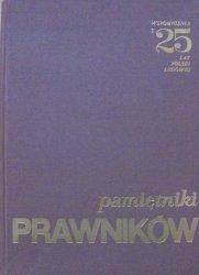 Antologia • Pamiętniki prawników