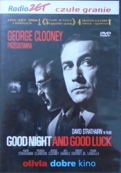 George Clooney • Good Night and Good Luck • DVD