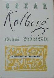 Oskar Kolberg • Kompozycje wokalno-instrumentalne. Dzieła wszystkie 68