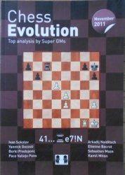 Chess Evolution. November 2011 • Top analysis by Super GMs [szachy]