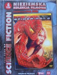 Sam Raimi • Spider-Man 2 • DVD
