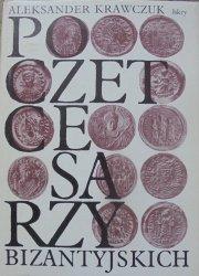 Aleksander Krawczuk • Poczet cesarzy bizantyjskich