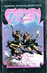 Robert E. Howard, L. Sprague de Camp, Lin Carter • Conan z Cymerii