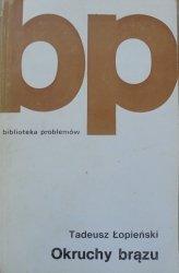 Tadeusz Łopieński • Okruchy brązu