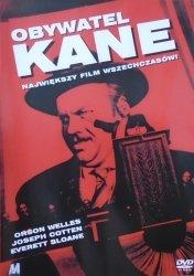Orson Welles • Obywatel Kane • DVD
