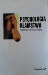 Tomasz Witkowski • Psychologia kłamstwa