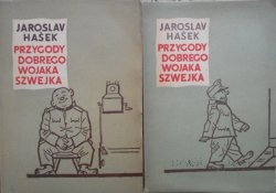 Jaroslav Hasek • Przygody dobrego wojaka Szwejka 1955