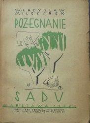 Władysław Milczarek • Pożegnanie sadu