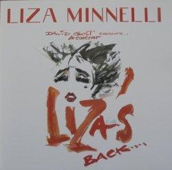 Liza Minnelli • Liza's Back • CD