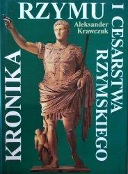 Aleksander Krawczuk • Kronika Rzymu i Cesarstwa Rzymskiego