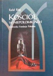Rafał Róg • Kościół w Niepołomicach