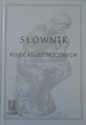 red. Władysław Krajewski • Słownik pojęć filozoficznych