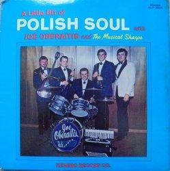 Joe Oberaitis & the Musical Sharps • A Little Bit of Polish Soul • LP