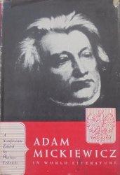 A Symposium Edited by Wacław Lednicki • Adam Mickiewicz in World Literature