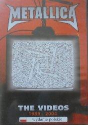 Metallica • The Videos 1989-2004 • DVD