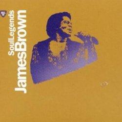 James Brown • Soul Legends • CD
