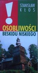 Stanisław Kłos • Osobliwości Beskidu Niskiego