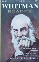 Maxwell Geismar • The Whitman Reader
