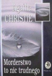 Agata Christie • Morderstwo to nic trudnego