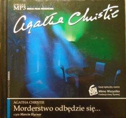 Agatha Christie • Morderstwo odbędzie się [audiobook]