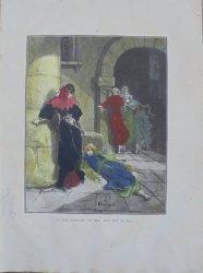 Lilla Weneda • kolorowana grafika [Andriolli]