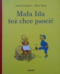 Astrid Lindgren, Bjorn Berg • Mała Ida też chce psocić