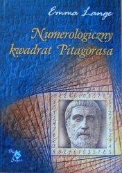 Emma Lange • Numerologiczny kwadrat Pitagorasa