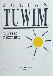 Julian Tuwim • Wiersze nieznane