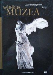 Seria Wielkie Muzea • Luwr-Starożytność. Paryż