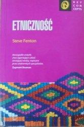 Steve Fenton • Etniczność [Zygmunt Bauman]