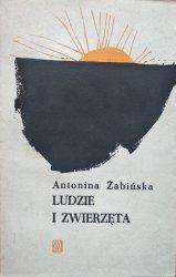Antonina Żabińska • Ludzie i zwierzęta