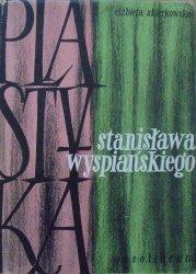 Elżbieta Skierkowska • Plastyka Stanisława Wyspiańskiego na tle ówczesnych kierunków artystycznych