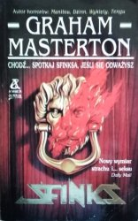 Graham Masterton • Sfinks