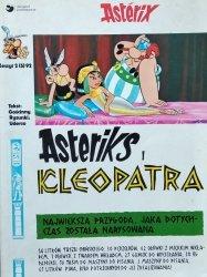 Gościnny, Uderzo • Asterix. Asteriks i Kleopatra. Zeszyt 2/92