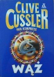 Clive Cussler, Paul Kemprecos • Wąż