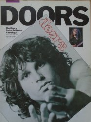 The Doors Guitar Tablature Anthology